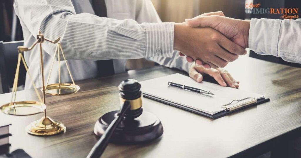 handshake immigration lawyer